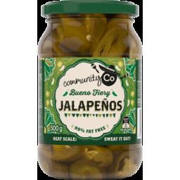 Photo of Community Co Jalapenos 500g