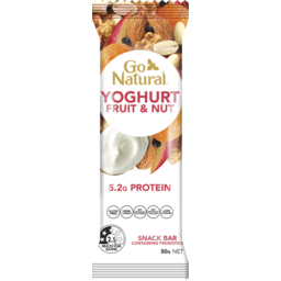 Photo of Go Natural Yoghurt Fruit & Nut 50g