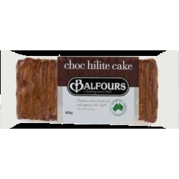 Photo of Balfours Choc Hilite Cake 450gm