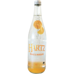 Photo of Hartz Mineral Water Orange Mandarin 750ml