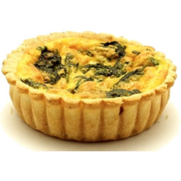 Photo of Quiche Salmon & Spinach