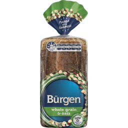 Photo of Burgen Wholegrains & Oats 700g