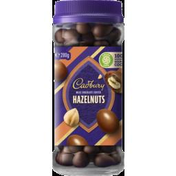 Photo of Cadbury Milk Chocolate Coated Hazelnuts 280g