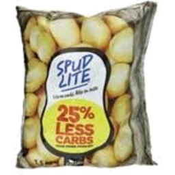 Photo of Potatoes Spudlite Washed 1.5kg