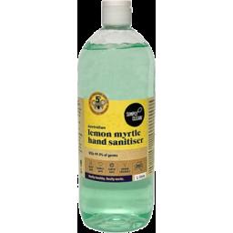 Photo of Simply Clean Hand Sanitiser - Lemon Myrtle