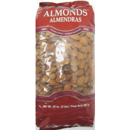 Photo of Member's Selection Whole Almonds