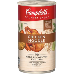 Photo of Campbells Soup Country Ladle Chicken Noodle 500gm