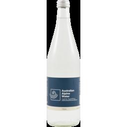 Photo of Wholefoods House Water Australian Alpine Still (Glass) 750ml