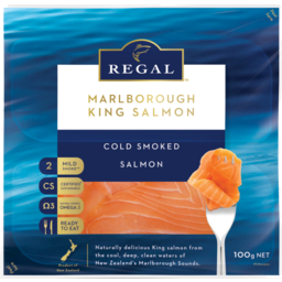 Photo of Regal Salmon Smoked Sliced 100g