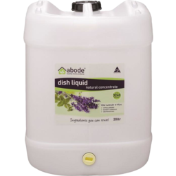 Photo of Bulk Dishwashing Liquid Lavender & Mint