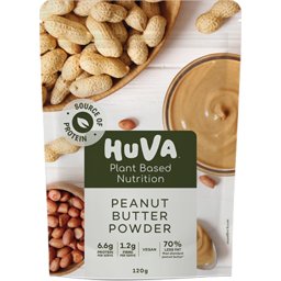 Photo of Huva Powder Peanut Butter 120gm