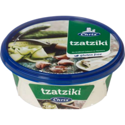Photo of Chris Traditional Tzatziki 200gm