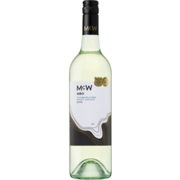 Photo of Mcw 480 Estate Pinot Grigio 750ml