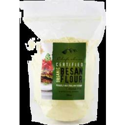 Photo of Chefs Choice - Organic Besan Flour - 500g