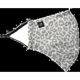 Photo of Face Mask Ocelot Grey