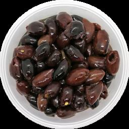 Photo of Kalamata Marinated Pitted Olives Kg