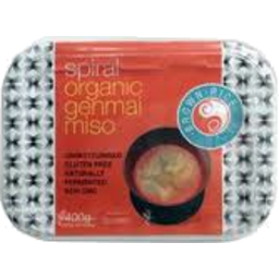 Photo of Spiral Foods Genmai Miso Paste 400g