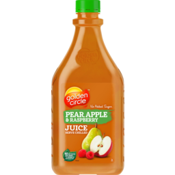 Photo of Golden Circle Pear Apple Raspberry Juice 2l