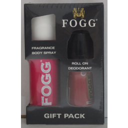 Photo of Fogg Gift Pack - Essence Body Spray For Women 120ml + Roll On 50ml