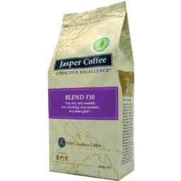 Photo of Jasper Coffee Blend #10 Grd 250gm
