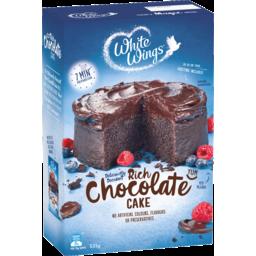 Photo of White Wings Chocolate Heaven Cake 535g