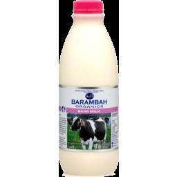 Photo of Barambah Milk - Skim (Unhomogenised)
