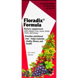 Photo of Floradix Liquid Iron Extract 250ml