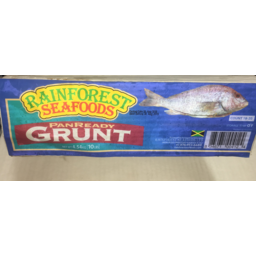Photo of Rainforest Grunt Pan Ready