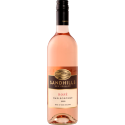 Photo of Sandhills Wine Rose 2020ml