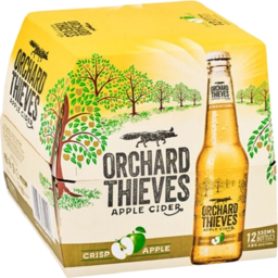 Photo of Orchard Thieves Low Sugar 12 pack 330ml