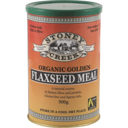 Photo of Stoney Creek Golden Flaxseed Meal