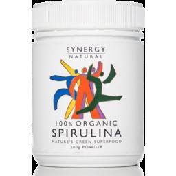 Photo of Synergy Organic Spirulina Powder