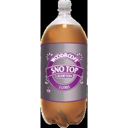 Photo of Woodroofe Sno Top Creamy Soda 2l