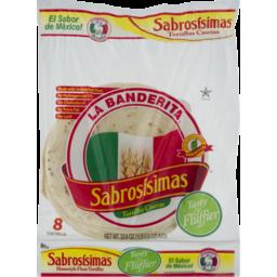 Photo of La Banderita Flour Tortillas