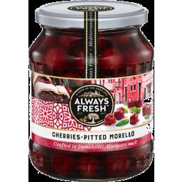 Photo of Always Fresh Pitted Morello Cherries 680g