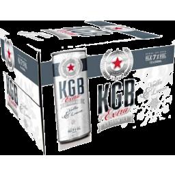 Photo of KGB 7% Range