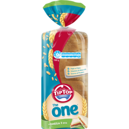 Photo of Tip Top® The One® + Omega 3 Dha Sandwich Bread 700g
