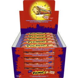 Photo of Cadbury Picnic Twin Pack 67g 67g