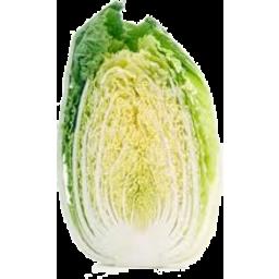 Photo of Cabbage Chinese Half