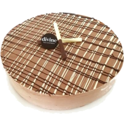 Photo of Divine Chocolate Mousse Cake Large
