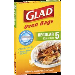 Photo of Glad Oven Bag Regular 5pk