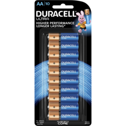 Photo of Duracell Ultra Aa 10pk