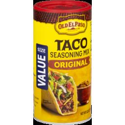 Photo of Old El Paso Taco Seasoning Mix Original