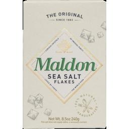 Photo of Maldon Sea Salt 240g