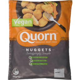 Photo of Quorn Vegan Nuggets 280g