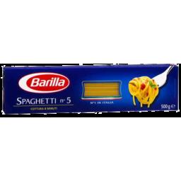 Photo of Barilla Pasta Spaghetti No 5gm