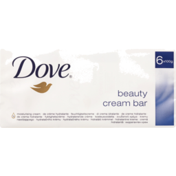 Photo of Dove Beauty Cream Bar 6x100g