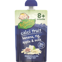 Photo of Rafferty's Garden Calci-Fruit Banana Fig & Apple 120g