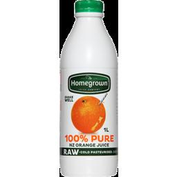 Photo of Homegrown Juice Orange 1L
