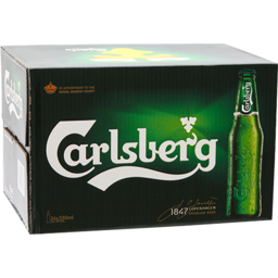 Photo of Carlsberg